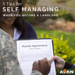 5 Tips for Self Managing Your Rental with AHRN.com