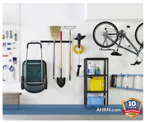 Five Steps To Organizing Your Garage