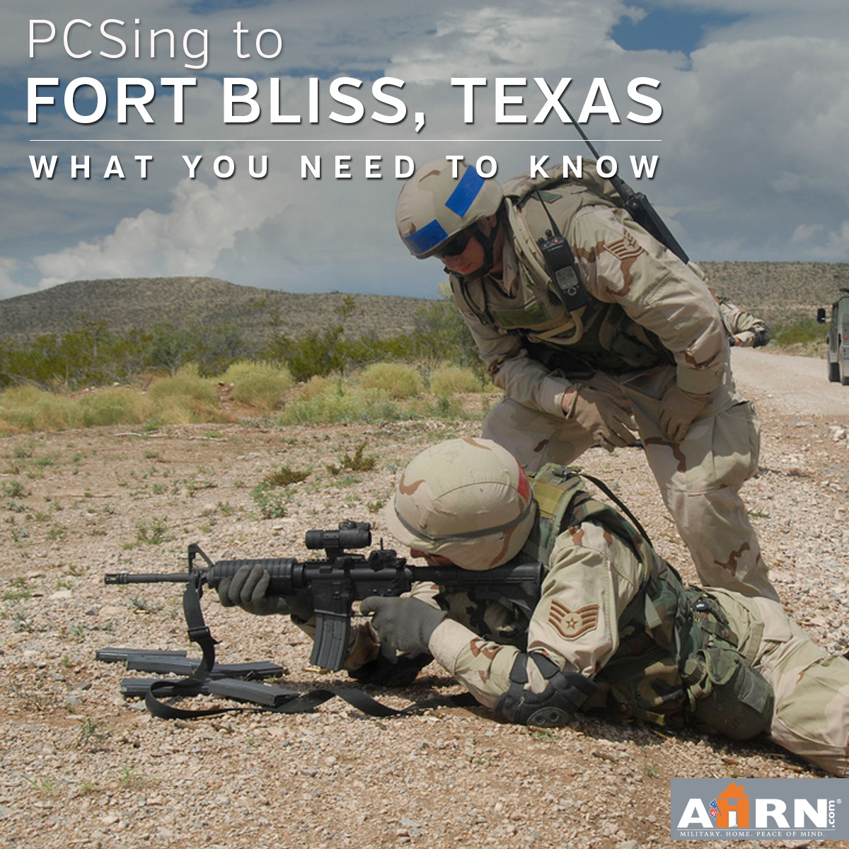 Help Finding Rental Homes: Fort Bliss - What You Need To Know