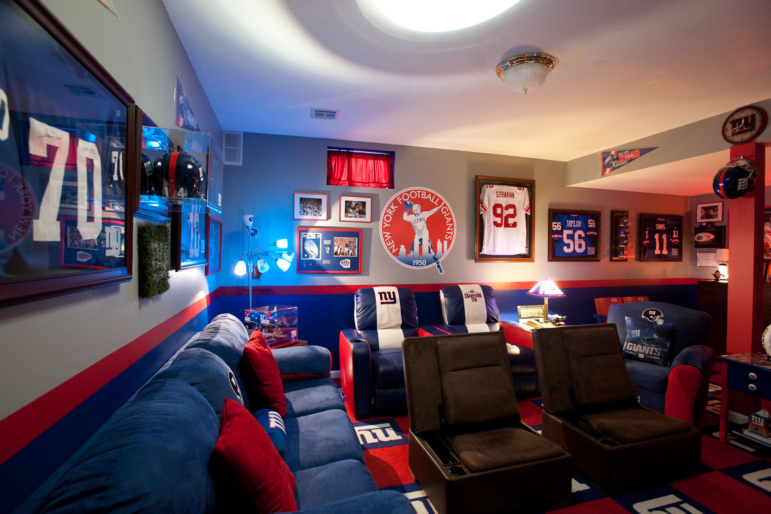 man cave for the military man
