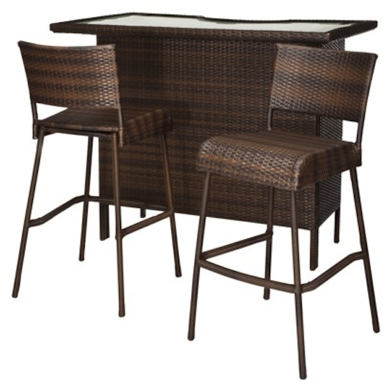 Bistro Table And Chairs Target: A Man Cave For The Military Man