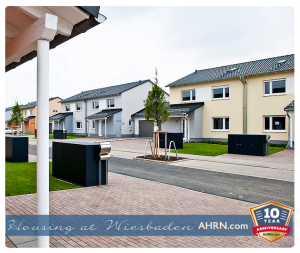 Housing at Wiesbaden with AHRN.com