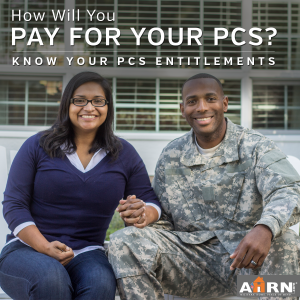 How will you pay for your PCS? Know your entitlements with AHRN.com!