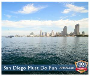 San Diego Must Do Fun with AHRN.com