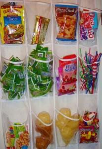shoe organizer pantry