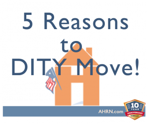 5 Reasons To DITY Move