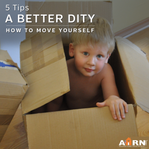 5 Tips For A Better DITY Move