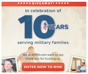AHRN.com's 10 Year Giveaway