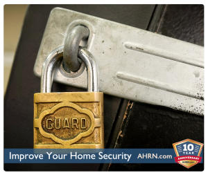 Improve Your Home Security