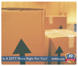 Is A DITY Move Right For You with AHRN.com