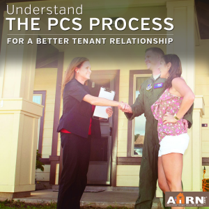 Understand Your Tenant's PCS Process