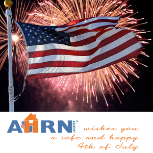 Happy Independence Day from AHRN.com