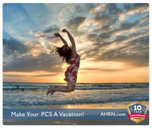 Make Your PCS A Vacation