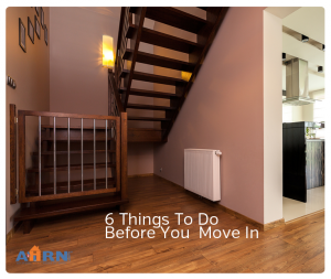 6 Things To Do Before You Move In with AHRN.com