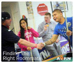 Finding The Right Roommate