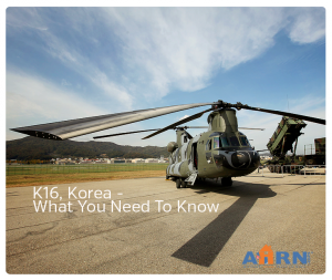 What You Need To Know K16 Kores on AHRN.com