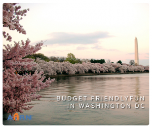 Budget Friendly Fun In DC on AHRN.com