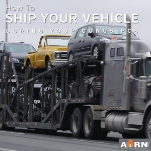 How To Ship Your Vehicle OCONUS from