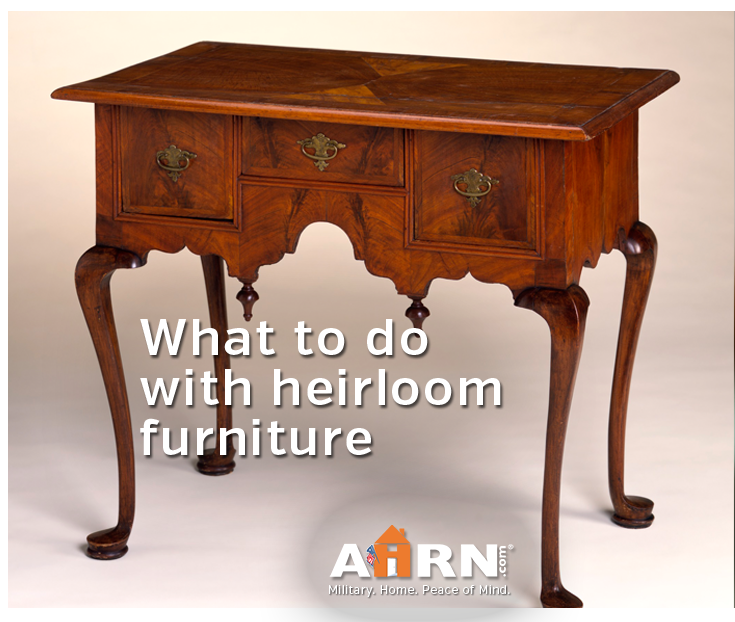 Ordinaire What To Do With Heirloom Furniture On Ahrn.com