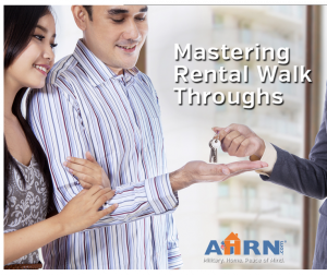 Mastering Rental Walk Throughs with AHRN.com