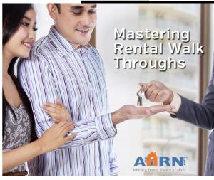 Mastering Rental Walk Throughs with AHRN.com