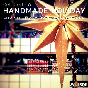 A Handmade Holiday on AHRN.com