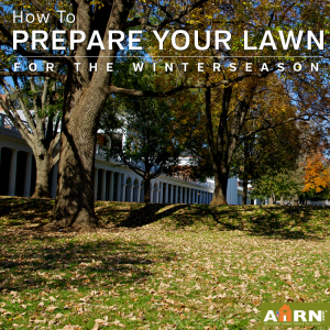 Preparing Your Lawn For Winter with AHRN.com