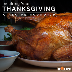 Inspiring Your Thanksgivng Menu with AHRN.com