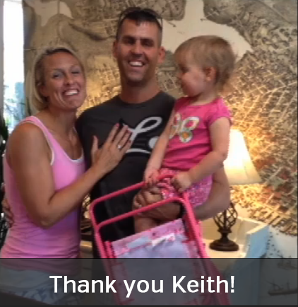 A military husband arranges the ultimate PCS and gets an amazing surprise himself with AHRN.com!!