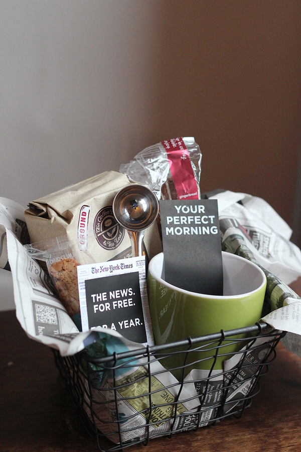 Gift Baskets Last Minute Diy Gifts Ahrn