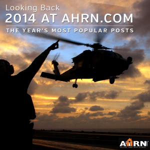 Looking Back At 2014 on AHRN.com
