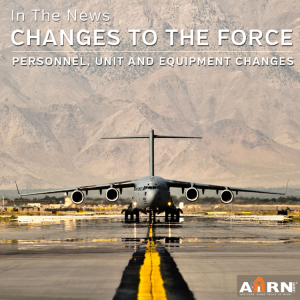 2015 Changes To The Force at AHRN.com