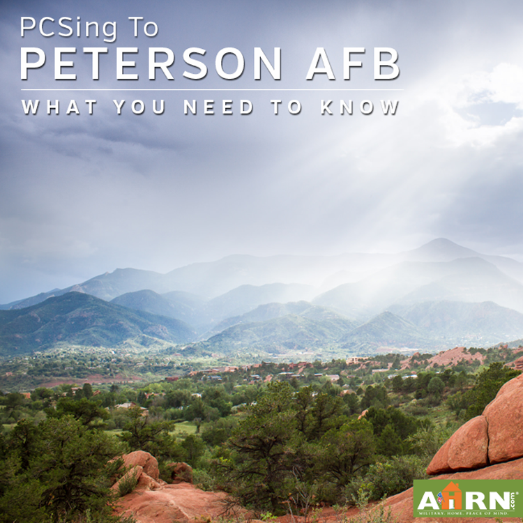 peterson afb what you need to know