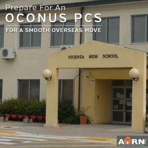 Preparing For An OCONUS PCS