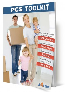 Download your 2015 PCS Toolkit for free military move resources