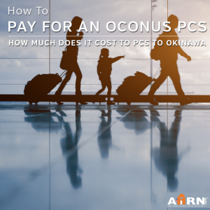 How Much Does A PCS To Okinawa Cost with AHRN.com