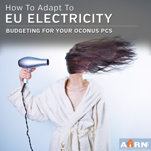 How to adapt to EU Electricity with AHRN.com