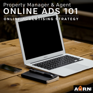Online Advertising 101 for Property Managers and Real Estate Agents with AHRN.com