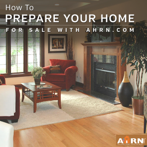 Prepare Your Home For Sale on AHRN.com