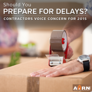 Contractors are prepareing for 2015 PCS delays on AHRN.com