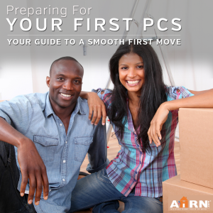 Preparing for your first PCS with AHRN.com