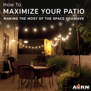 Make the most of your patio on AHRN.com