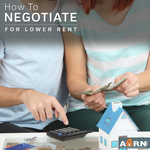 Negotiate For Lower Rent with AHRN.com