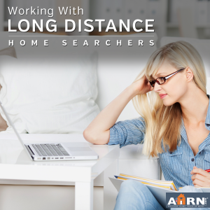 Working with long distance home searchers with AHRN.com