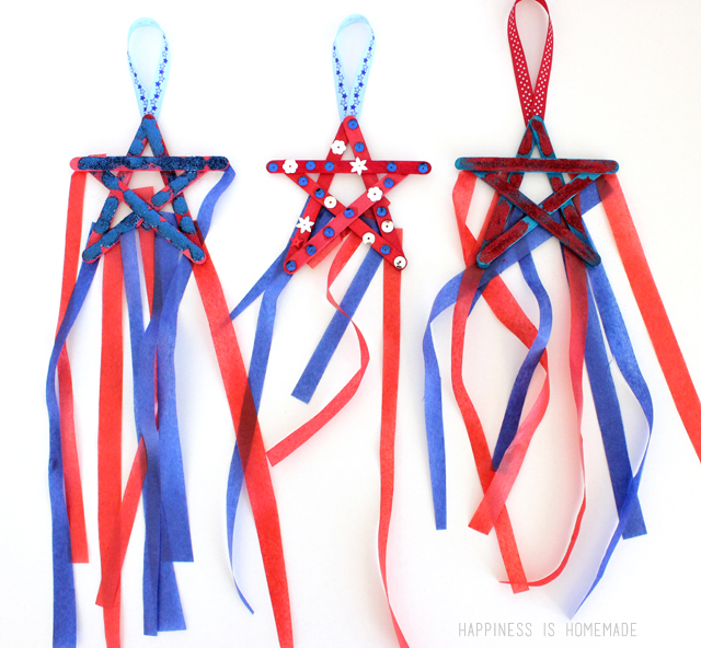 July 4th inspiration for crafts, recipes and decor with AHRN.com