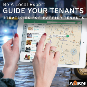 Strategies for happier clients - be your tenants local expert with AHRN.com