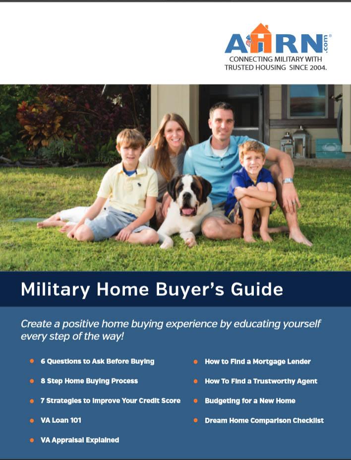 2015 AHRN.com Military Homebuyer's Guide