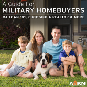 Military Home Buyer's Guide from the #1 trusted military housing resource - AHRN.com