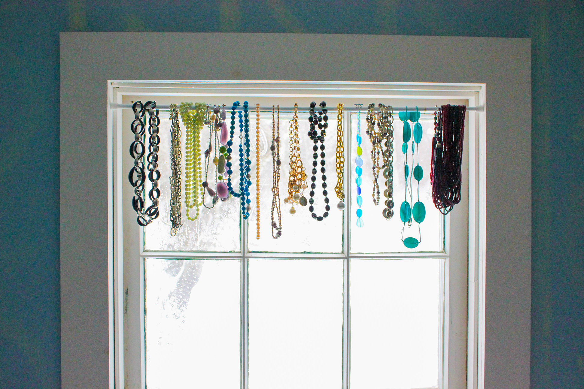 No-Sew Window Treatments: Creative Valances from Your Own Wardrobe
