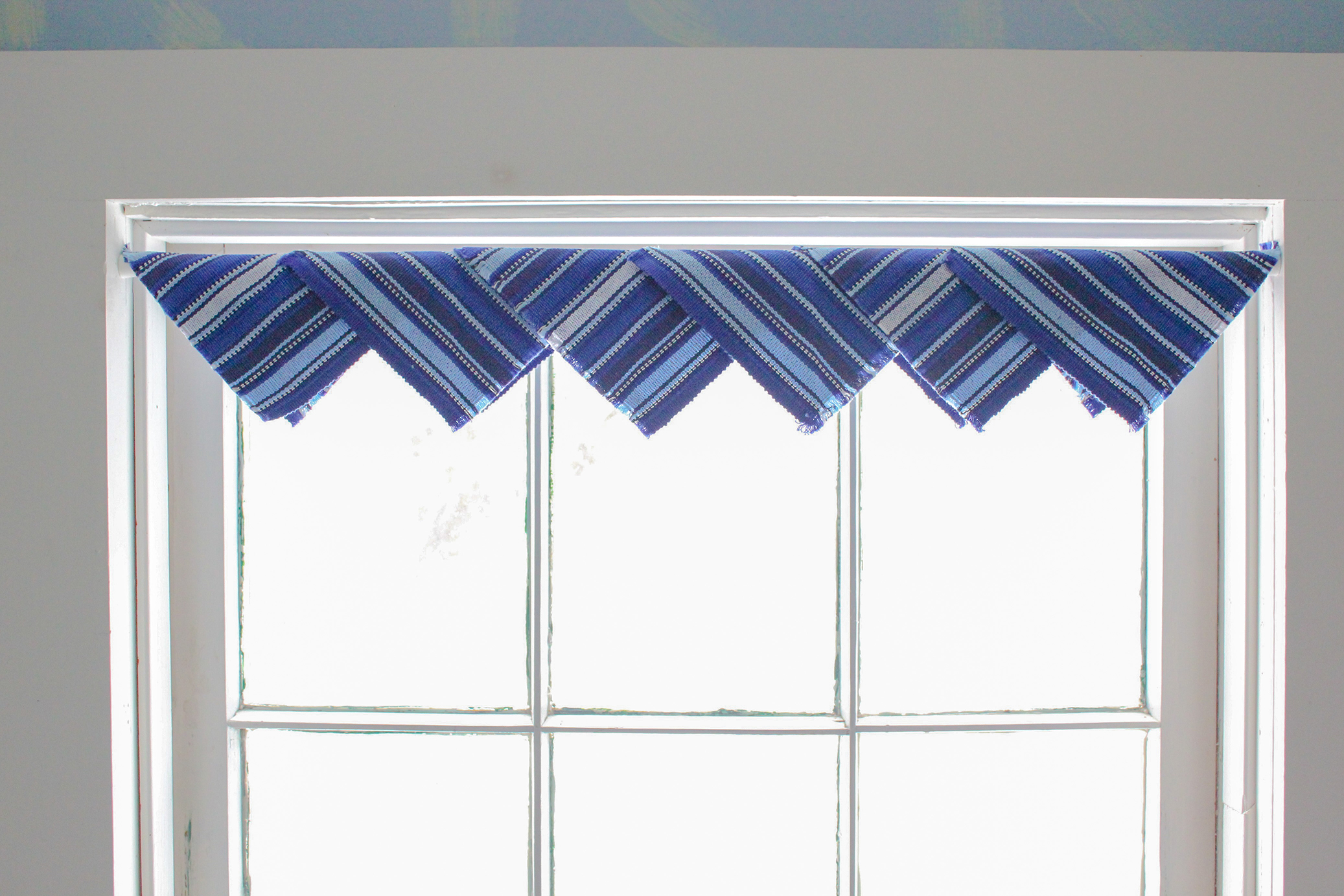 No Sew Window Treatments Creative Valances From Your Own